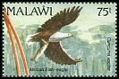Cl: African Fish-Eagle (Haliaeetus vocifer)(Repeat for this country)  SG 885 (1992) 90