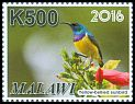 Cl: Variable Sunbird (Cinnyris venustus)(Repeat for this country)  SG 1129 (2016)