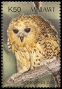 Cl: Pel's Fishing-Owl (Scotopelia peli) SG 1018f (2003) 150