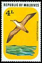 Cl: Wedge-tailed Shearwater (Puffinus pacificus) SG 705 (1977) 20