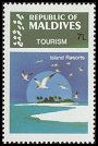 Cl: Common Tern (Sterna hirundo)(Repeat for this country)  SG 1046 (1984) 225 [3/9]