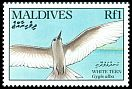 Cl: White Tern (Gygis alba)(Repeat for this country)  SG 1419 (1990) 35