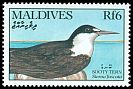 Cl: Sooty Tern (Sterna fuscata)(Repeat for this country)  SG 1421 (1990) 140