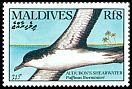 Cl: Audubon's Shearwater (Puffinus lherminieri)(Repeat for this country)  SG 1422 (1990) 160