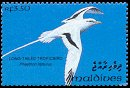 Cl: White-tailed Tropicbird (Phaethon lepturus)(Repeat for this country)  SG 1835 (1993) 65