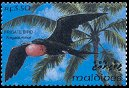 Cl: Great Frigatebird (Fregata minor)(Repeat for this country)  SG 1836 (1993) 65