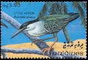 Cl: Striated Heron (Butorides striata)(Repeat for this country)  SG 1842 (1993) 65