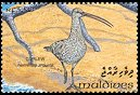 Cl: Eurasian Curlew (Numenius arquata)(Repeat for this country)  SG 1844 (1993) 65