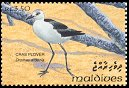 Cl: Crab Plover (Dromas ardeola)(Repeat for this country)  SG 1845 (1993) 65