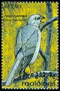 Cl: Pallid Harrier (Circus macrourus)(Repeat for this country)  SG 1846 (1993) 65