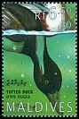 Cl: Tufted Duck (Aythya fuligula) SG 2178 (1995) 100
