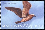 Cl: Brown Noddy (Anous stolidus)(Repeat for this country)  SG 3290 (2000) 200