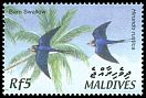 Maldive Is SG 3665 (2002)