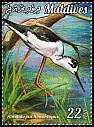 Cl: Black-winged Stilt (Himantopus himantopus)(Repeat for this country)  new (2015)