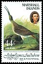Cl: Whimbrel (Numenius phaeopus)(Repeat for this country)  SG 40 (1985) 125