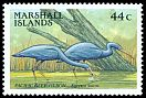 Cl: Pacific Reef-Heron (Egretta sacra)(Repeat for this country)  SG 143 (1988) 50
