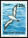 Cl: Wedge-tailed Shearwater (Puffinus pacificus) <<Mantol>> (Repeat for this country)  SG 296 (1991) 40