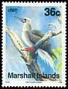 Cl: Red-footed Booby (Sula sula)(Repeat for this country)  SG 299 (1990)