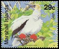 Cl: Red-footed Booby (Sula sula)(Repeat for this country)  SG 395 (1991)