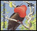 Cl: Great Frigatebird (Fregata minor)(Repeat for this country)  SG 396 (1991)