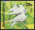 Cl: White Tern (Gygis alba)(Repeat for this country)  SG 398 (1991)