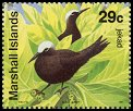 Cl: Black Noddy (Anous minutus)(Repeat for this country)  SG 400 (1991)