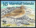 Cl: Bristle-thighed Curlew (Numenius tahitiensis)(Endemic or near-endemic)  SG 826 (1997) 80