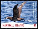 Cl: Black-footed Albatross (Phoebastria nigripes)(Repeat for this country) (I do not have this stamp)  new (2018)