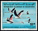 Cl: Greater Flamingo (Phoenicopterus roseus)(Repeat for this country)  SG 714 (1981) 275
