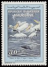Cl: Great White Pelican (Pelecanus onocrotalus)(Repeat for this country) (not catalogued)  (1994)  [2/10]