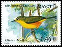 Cl: Mayotte White-eye (Zosterops mayottensis) <<Oiseau-lunette>>  SG 173c (2002)