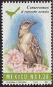 Cl: Northern Mockingbird (Mimus polyglottos)(Repeat for this country)  SG 2190 (1994) 125