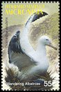 Cl: Wandering Albatross (Diomedea exulans)(Out of range)  SG 1286d4 (2005)  [3/47]