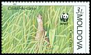 Cl: Corn Crake (Crex crex) <<Cristel-de-c&acirc;mp>> (Repeat for this country)  SG 383 (2001)