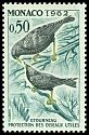 Cl: European Starling (Sturnus vulgaris) <<&Eacute;tourneau>>  SG 737 (1962) 75
