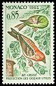 Cl: Red Crossbill (Loxia curvirostra) <<Bec-crois&eacute;>>  SG 738 (1962) 75
