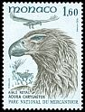 Cl: Golden Eagle (Aquila chrysaetos) <<Aigle royal>>  SG 1564 (1982) 90