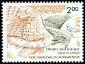 Cl: Short-toed Eagle (Circaetus gallicus) <<Circa&egrave;te Jean-le-Blanc>>  SG 2107 (1993)