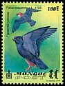 Cl: Red-footed Falcon (Falco vespertinus) SG 2729c (1999)