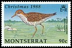 Cl: Spotted Sandpiper (Actitis macularia) SG 778 (1988) 60