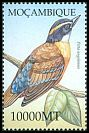 Cl: African Pitta (Pitta angolensis) SG 1615 (2002)