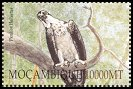 Cl: Osprey (Pandion haliaetus)(Repeat for this country)  SG 1638b1 (2002)  [5/51]