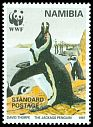 Cl: Jackass Penguin (Spheniscus demersus)(Repeat for this country)  SG 713 (1997)