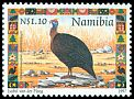 Cl: Helmeted Guineafowl (Numida meleagris)(Repeat for this country)  SG 746 (1997)