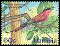 Cl: Southern Carmine Bee-eater (Merops nubicoides) SG 807 (1998)
