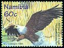Cl: African Fish-Eagle (Haliaeetus vocifer) SG 813 (1998)