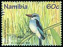 Cl: Woodland Kingfisher (Halcyon senegalensis) SG 814 (1998)