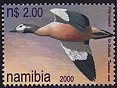 Cl: South African Shelduck (Tadorna cana) SG 855 (2000)
