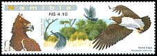 Cl: Helmeted Guineafowl (Numida meleagris)(Repeat for this country)  SG 1119 (2009)