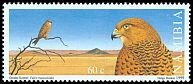 Cl: Greater Kestrel (Falco rupicoloides) SG 836 (1999)